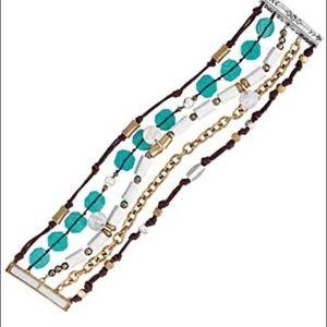 Silpada Beachgoer Bracelet